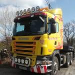 Norris Plant lorry